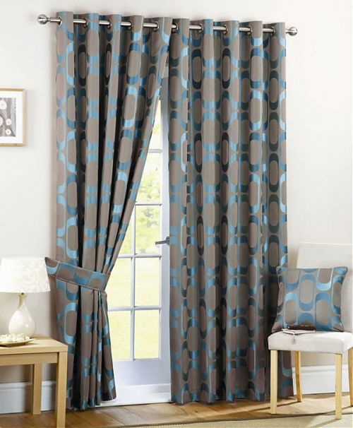 2013 Contemporary Bedroom Curtains Designs Ideas