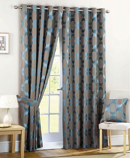 2013 contemporary bedroom curtains designs ideas