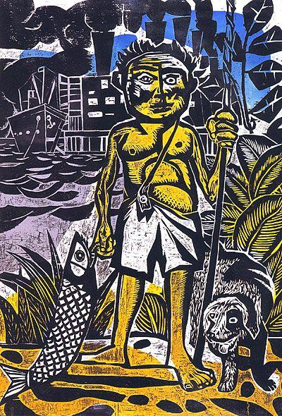 Las obras de Antonio Berni testimonian la realidad - La Gaceta