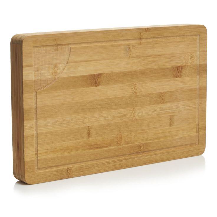 Wilko Chunky Wooden Board