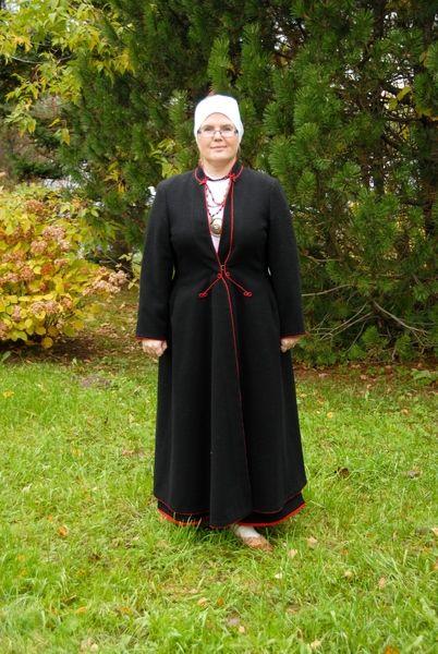 South Estonia - Põlva Women´s Long Coat