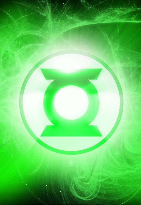 """In brightest day, in blackest night, No evil shall escape my sight Let those who worship evil's might, Beware my power… Green Lantern's light!"""