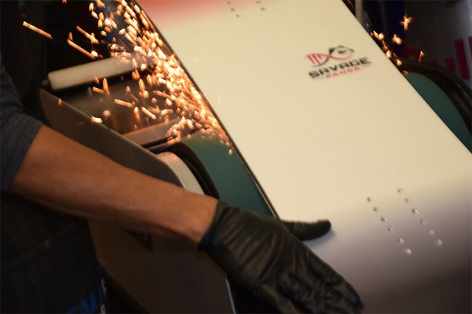 Custom Snowboard Manufacturer Savage Panda - The Q&A - Mountainwatch (press release) (blog)
