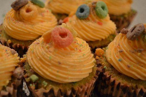 Baby Cakes A Booberry
