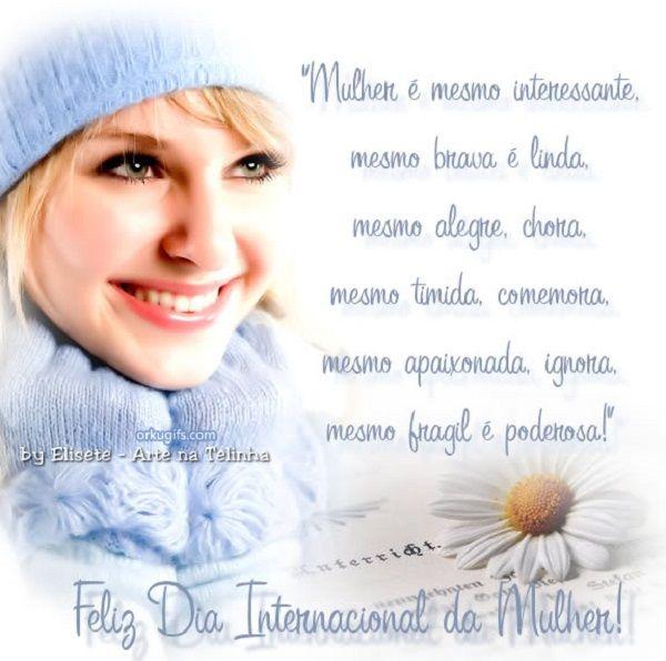+ 1000 Frases Dia Da Mulher No Pinterest