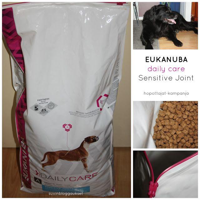 Tuotetestauksia: Eukanuba -testaus Hopottajat www.hopottajat.fi/eukanubadailycare #eukkis #hopottajat