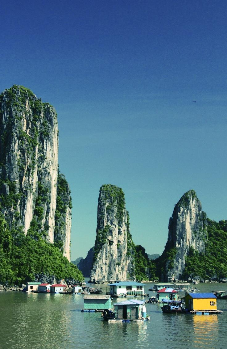 Halong Bay, Vietnam '10 ©