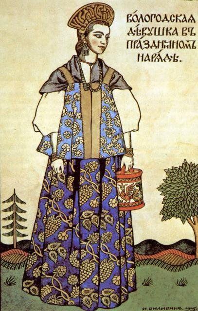 Иван Билибин картины