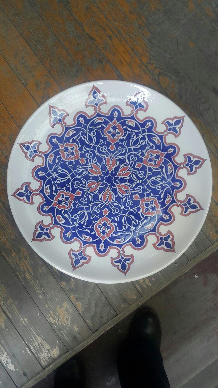 Amasya Şehzade 2. Beyazıt camii desenlerinden
