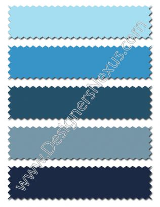 003- fashion textile design color palette combination
