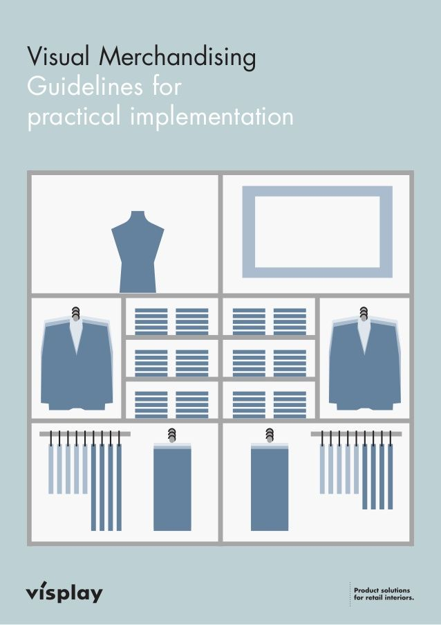 Visplay - Visual Merchandising Guidelines                                                                                                                                                     More