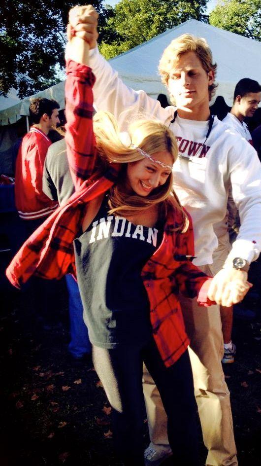 Tis The Season For Tailgates - Pi Beta Phi @ Indiana