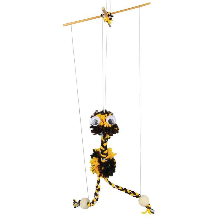 Dinewan the Emu -  Marionette craft activity NAIDOC Week