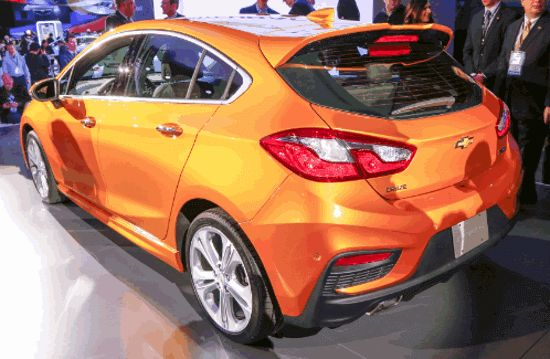 Chevrolet – The united states romance using crossovers, vehicles together with hatchbacks is usually unrivaled. That's that Chevy Cruze hatchback comes with going back striking characters considering 08. Chevy is usually quite possibly expecting far better dividends for any Chevy...