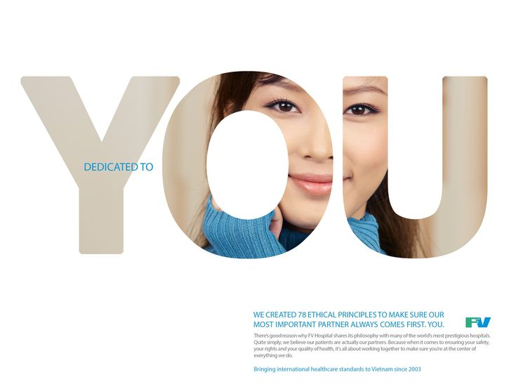 FV Hospital: Dedicated to you, 1 Advertising Agency: Phibious, Ho Chi Minh City, Vietnam  Aired: July 2013