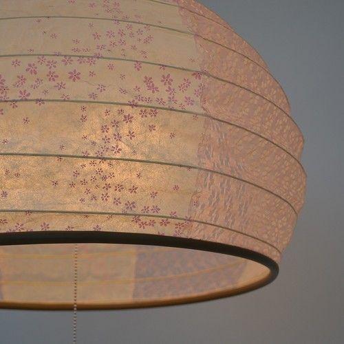 和紙・和風3灯ペンダントライト