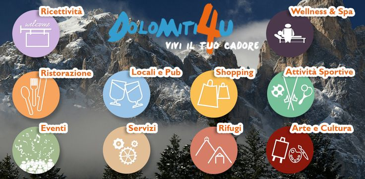 Dolomiti 4U - #categories #slideshow #slide  #dolomiti4u