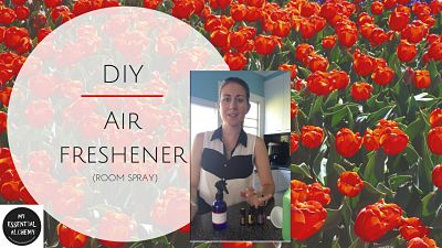 AIR FRESHENER (all natural)