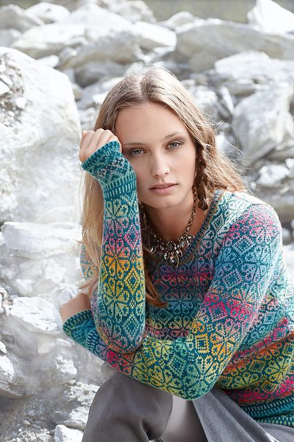 Ravelry: # 24 Caroly pattern by Anna Maria Busch