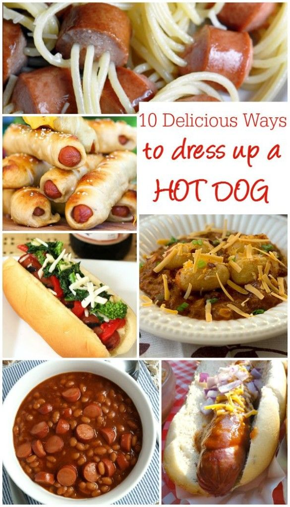 333 best easy dinner recipes images on pinterest cooking food the top 10 tasty hot dog recipes basilmomma forumfinder Gallery