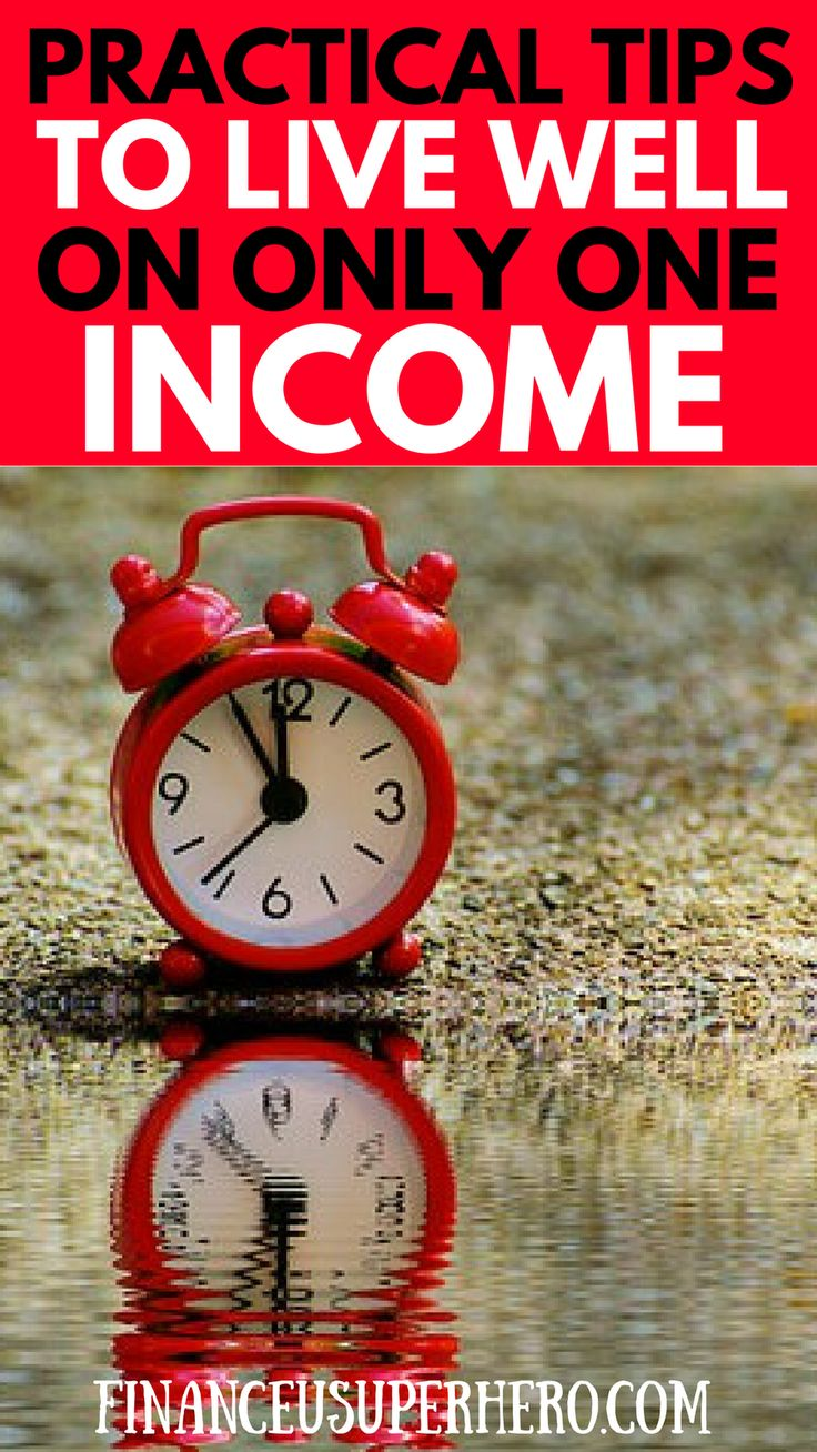The dual income family is now normal. But you can live on one income without poor quality of life. Read how we did it while still having fun!