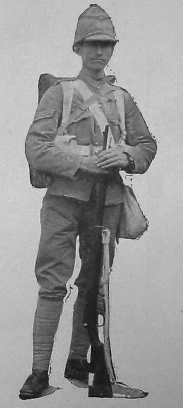 Boer War Uniforms | More on Anglo-Boer War Ancestors