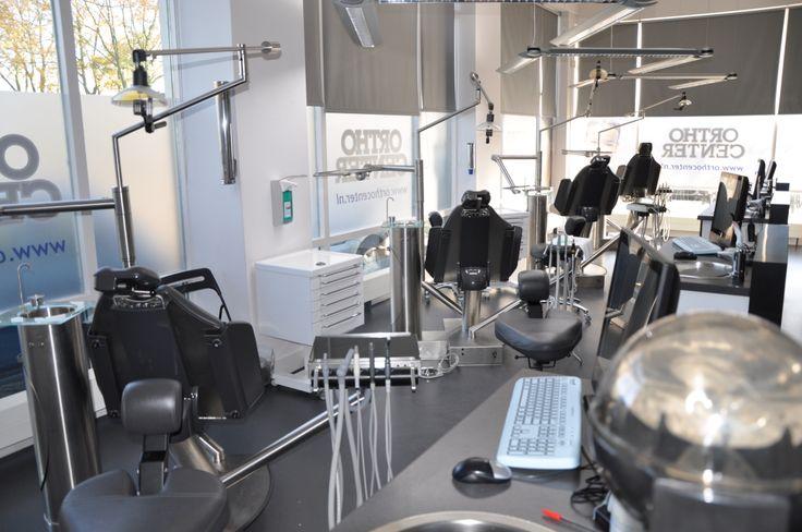Orthocenter practice in Utrecht Oudenoord Oudenoord 501 3513 EP Utrecht  Netherlands/Holland dentist * tandarts * orthodontie * orthodontics * beugel * waiting room http://www.orthocenter.nl/vestiging/orthocenter/utrecht-oudenoord/