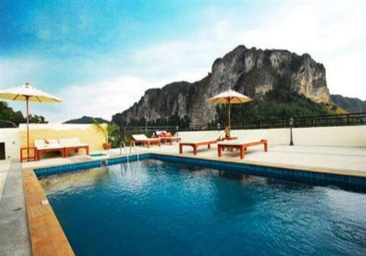 White Sand Resort : Krabi, Thailand