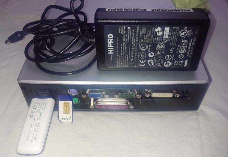 """""""Hp 5540 mit HSUPA Surfstick geignet für Wochenendhaus, Boot mit 12Volt oder als leiser Wohnzimmer Mini PC .... optisch und Technisch TOP! Minimale Gebrauchsspuren""""Hp 5540 Thin Client MOBILE Mini PCHSUPA  ZTE USB Surfstick ohne Sim-LockBodhiLinux 3.1 Mobile Thin Client Hp5540 Thin Client <<< Videohttps://youtu.be/cj2TwwCRnRsHardware-ReferenzhandbuchHP t5145/t5540/t5545/t5630 Thin Clientshttp://tinyurl.com/j99ngnzCPU:VIA Eden 1000, 1 GHz • RAM: 2GB •Festplatte: 8GB USB Flash internincl…"""