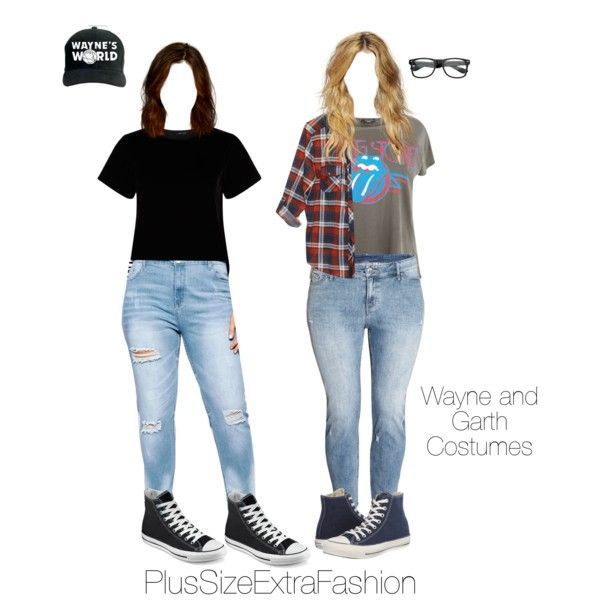 Wayne's World Plus Size Halloween Costumes - COSPLAY IS BAEEE!!! Tap the pin now to grab yourself some BAE Cosplay leggings and shirts! From super hero fitness leggings, super hero fitness shirts, and so much more that wil make you say YASSS!!!