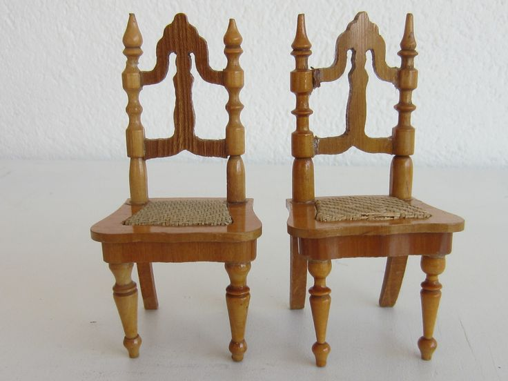 Two Schneegass chairs