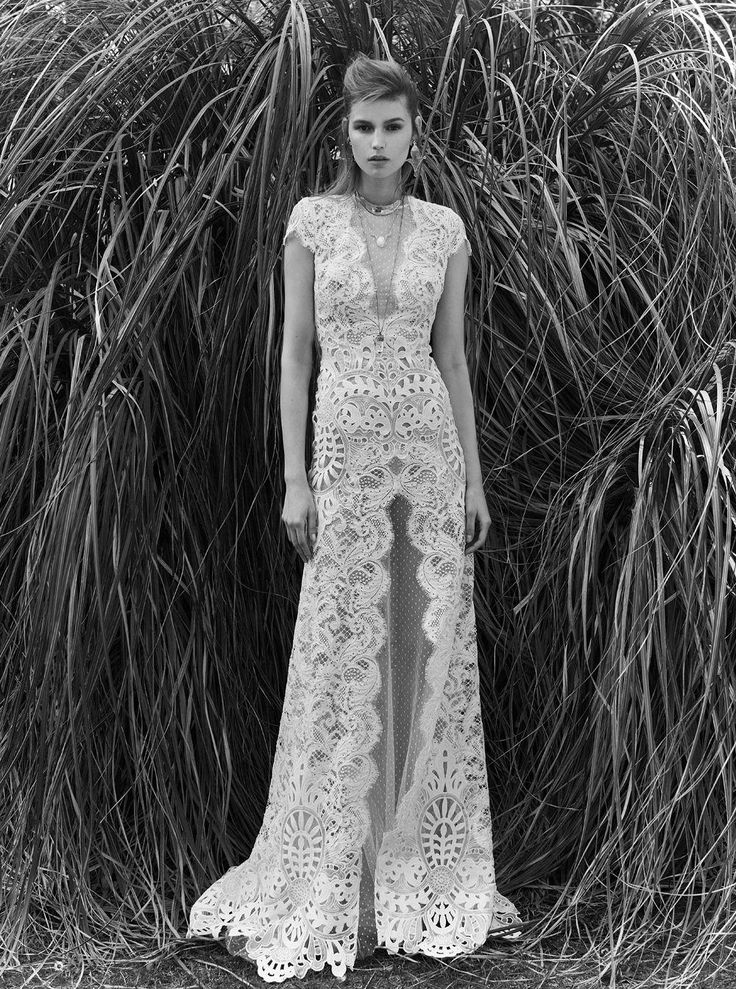 22 besten Spring 2018 Bridal Collection Bilder auf Pinterest ...
