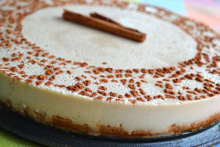 tarta de horchata