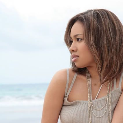 Emi Maria, a Papua New Guinean-Japanese pop princess. Emi was born in PNG and raised in Kobe, Japan. Summer Kiss was one of her first hits in 2008. http://www.youtube.com/watch?v=uRVKwNT_4Yc