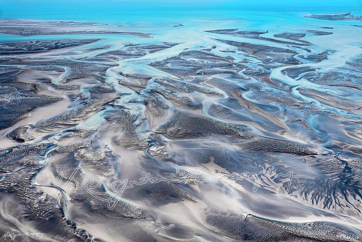 Oceanic Art © Mieke Boynton. Roebuck Bay, Broome, Western Australia.