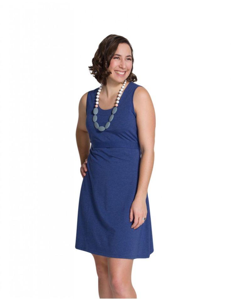 Momzelle Breastfeeding Dress Laura