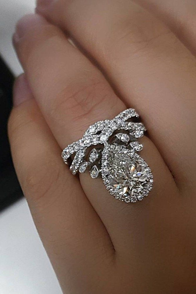Womens Engagement And Wedding Rings 174 There Are Different
