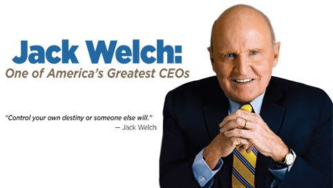 Change before you have to. -- Jack Welch