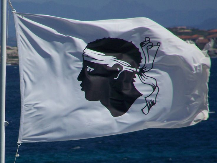 Drapeau Corse _A bandera