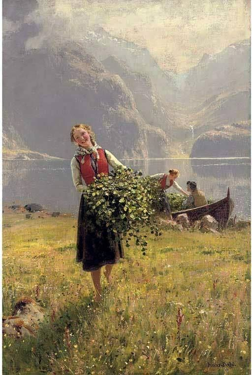 Hans Dahl (1849–1937)