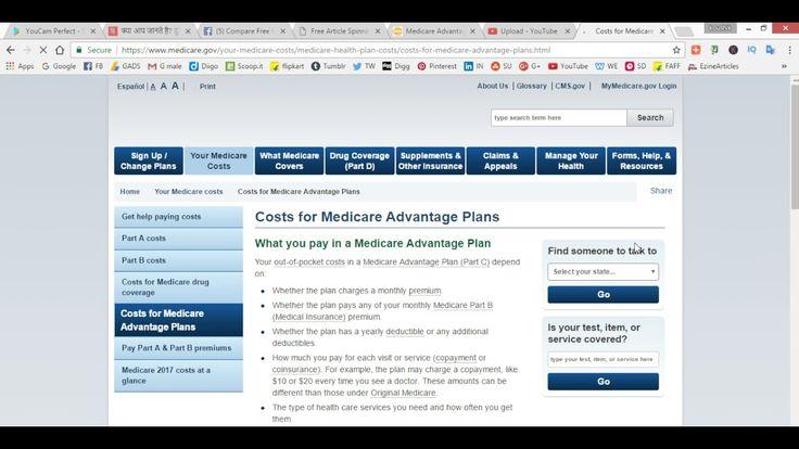 Medicare Advantage Plans Senior Health Coverage