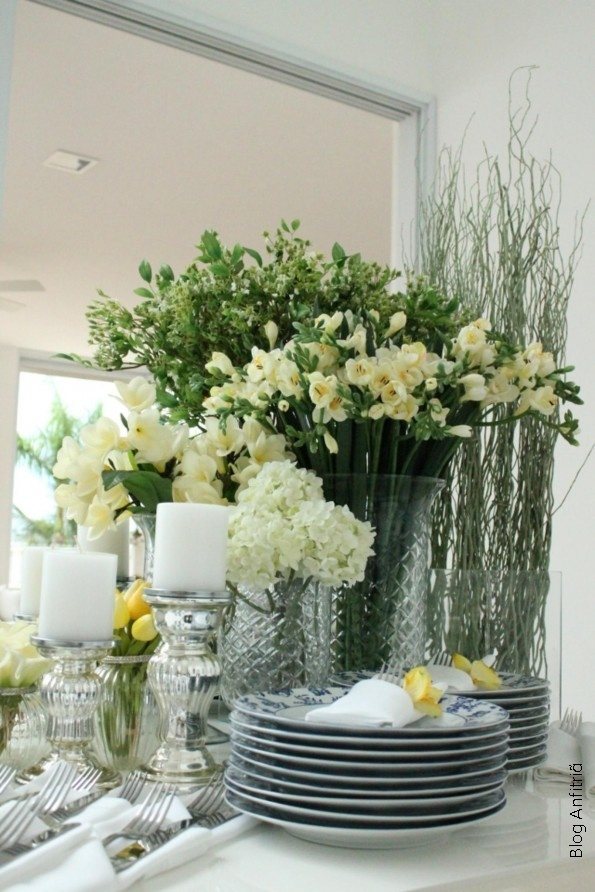 arrumação para um happy hour-1 como receber em casa decoração mesas