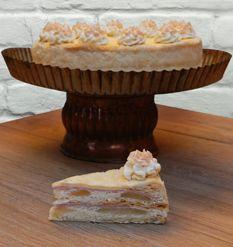 Tvarůžkový dort