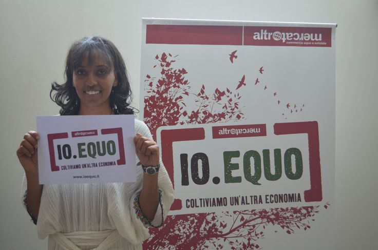 Yoditt Leggess Gebresilassie - Sabahar (Etiopia)  http://www.altromercato.it/ioequo/sostenitori