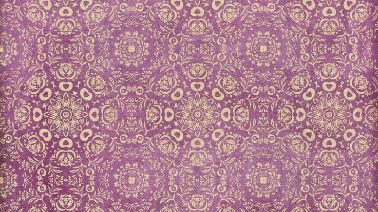 Скачать обои floral, pattern, paper, texture, wallpaper, vintage, фон, раздел текстуры в разрешении 2560x1440