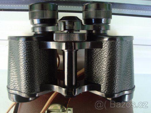 Dalekohled...Genira ROW 8x30 Made in DDR - Prodám Genira ROW 8x30 Made in DDR (optika zeiss) Prodej ze soukromé sbírky TOP STAV STAV NOVÉHO . NEPOUŽÍVANÝ Perfektní světelnost. Optika čistá opatřená antireflexními vrstvami. Geometrie v pořádku - obraz je jasný a ostrý. Mechanika chodí v celém rozsahu plynule, bez zadrhávání jak centrální ostření, tak dioptrická korekce. Součástí brašna a řemínek. Cena: 1800,-kč…
