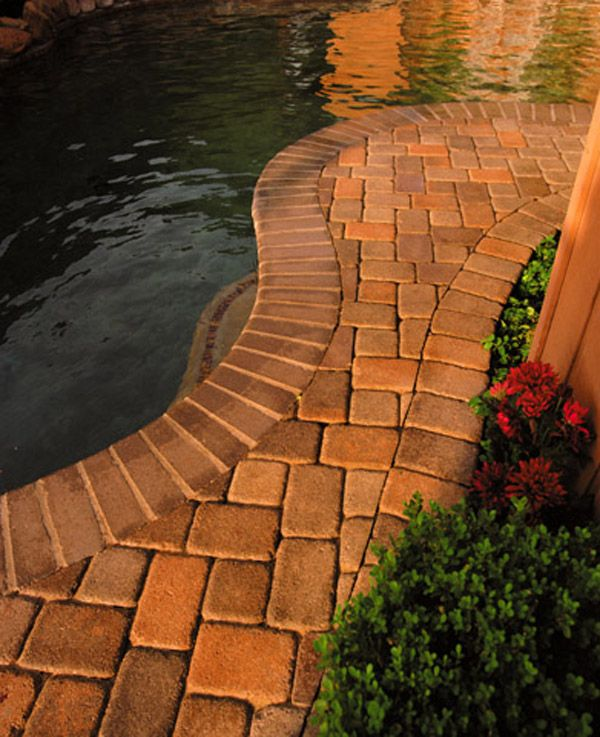 1000 Images About Nicolock Patios Pools On Pinterest: 1000+ Ideas About Pool Pavers On Pinterest