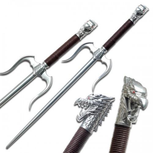 Unique Sai weapons