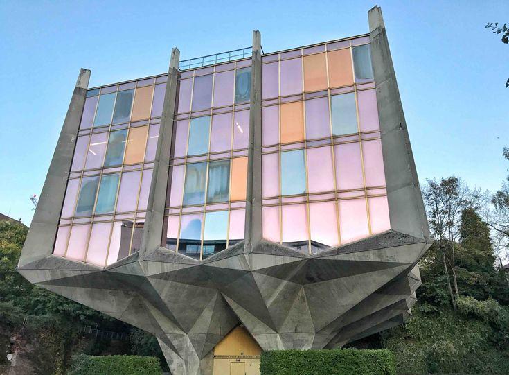 La Tulipe Geneva - 3 unusual buildings in Geneva by livingeneva.com