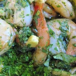 Recipe Picture:Chilled Ginger Prawns